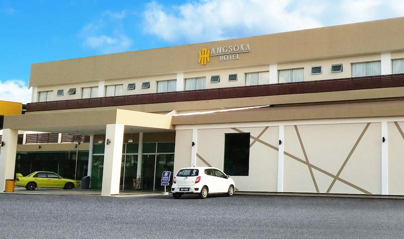 Angsoka Hotel Teluk Intan Queen 218