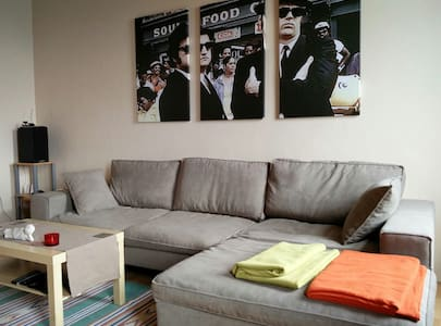 Relaxed living on 75m² - Vienne - Appartement