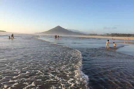 """Praia de  Moledo """" explendor de azul e verde """" - Moledo"""