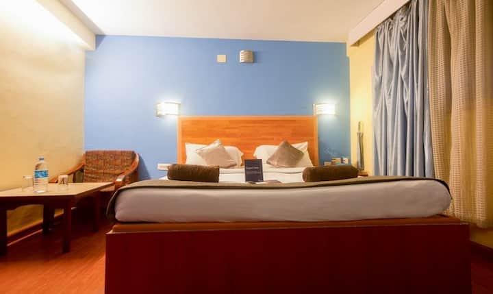 Budget Room at Hotel Khems -1