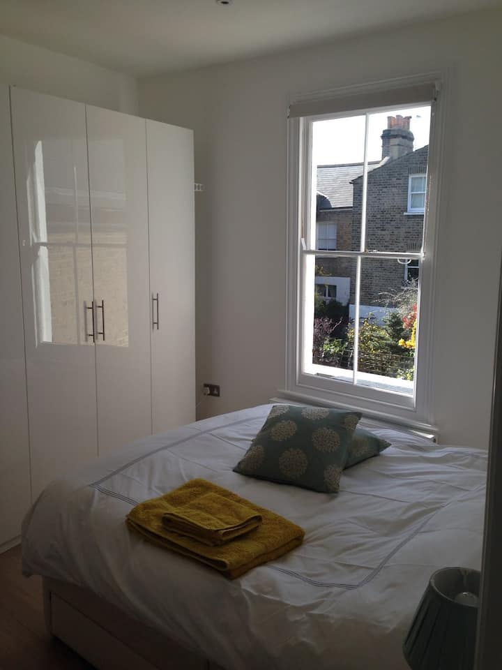 Lovely double bedroom with its own bathroom