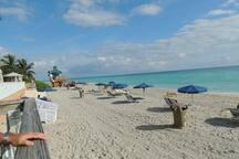 Nice walk on the beach