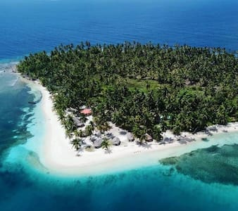 Bliss in the San Blas Islands