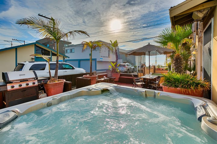 HOLIDAY SALE NOW!   JACUZZI  with OCEAN VIEW !