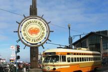 Walking distance to Fisherman's Wharf and streetcars