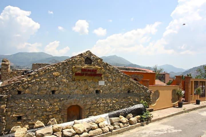 Borgo U' Carrozzo (Casa 2) - Rodì - House