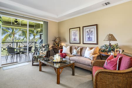 Kamaaina Welcome! Local Rates Posted. Waikoloa Beach Villa L32
