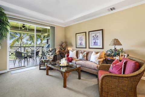 Kamaaina Welcome! Local Rates Posted. Waikoloa Beach Villa L32