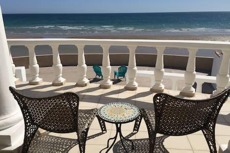 Beach Front Home 5 Star Reviews - Puerto Peñasco - Ev