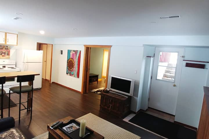 Fully contained Private Suite in Fernie
