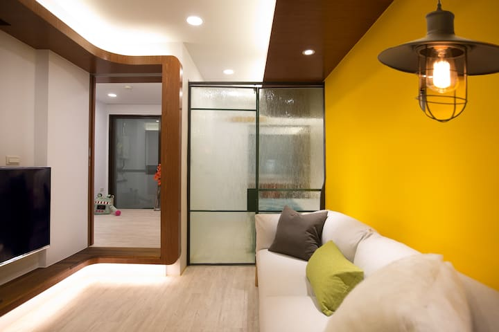 MRT Shilin Boutique Apartment  2-5 P