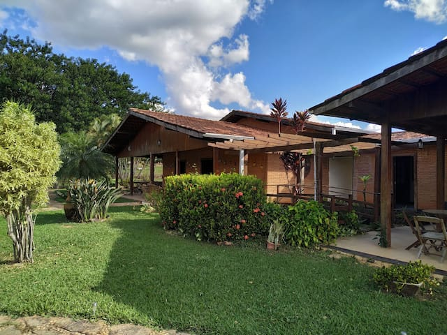 ECOVINE - A melhor Casa de Campo  de Brasília. ✓