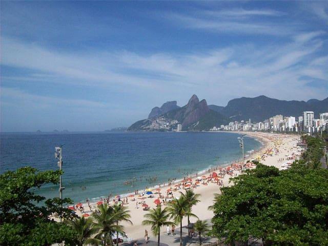 Apart Arpoador Bien localizado - Mejores Playas RJ