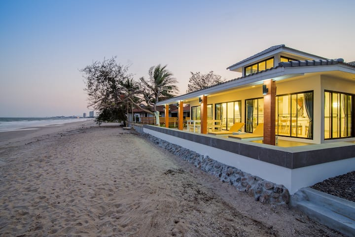 C-Sand 4BR 180 degrees Private Beachfront House