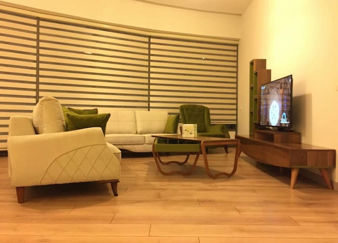 MALL OF İSTANBUL 2+1 LUXURY RENTAL - Küçükçekmece İkitelli Mehmet Akif - Apartament