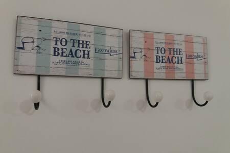City+Beach in Cool apartment 2.1 - Badalona - Apartment