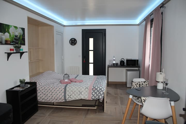 jolie chambre au calme