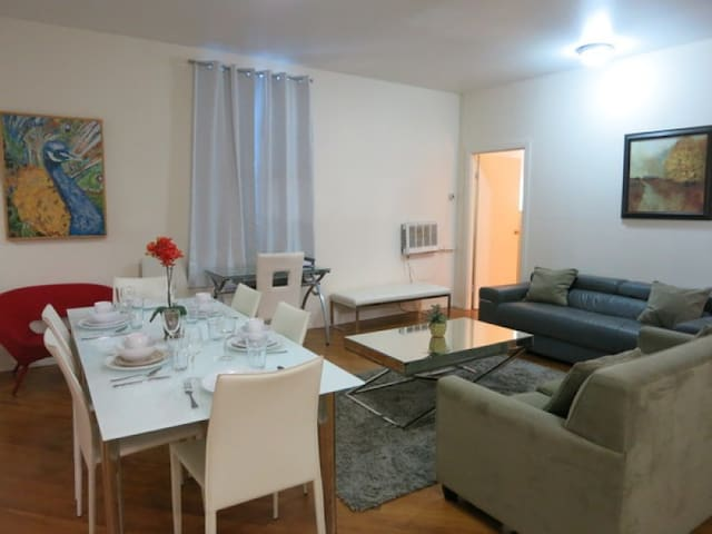 Large 3bedroom/2bath, only 30minutes to Midtown - New York - Apartment