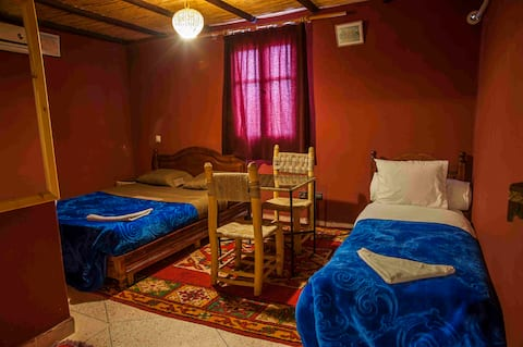 LABARAKA Auberge traditionnel chambre