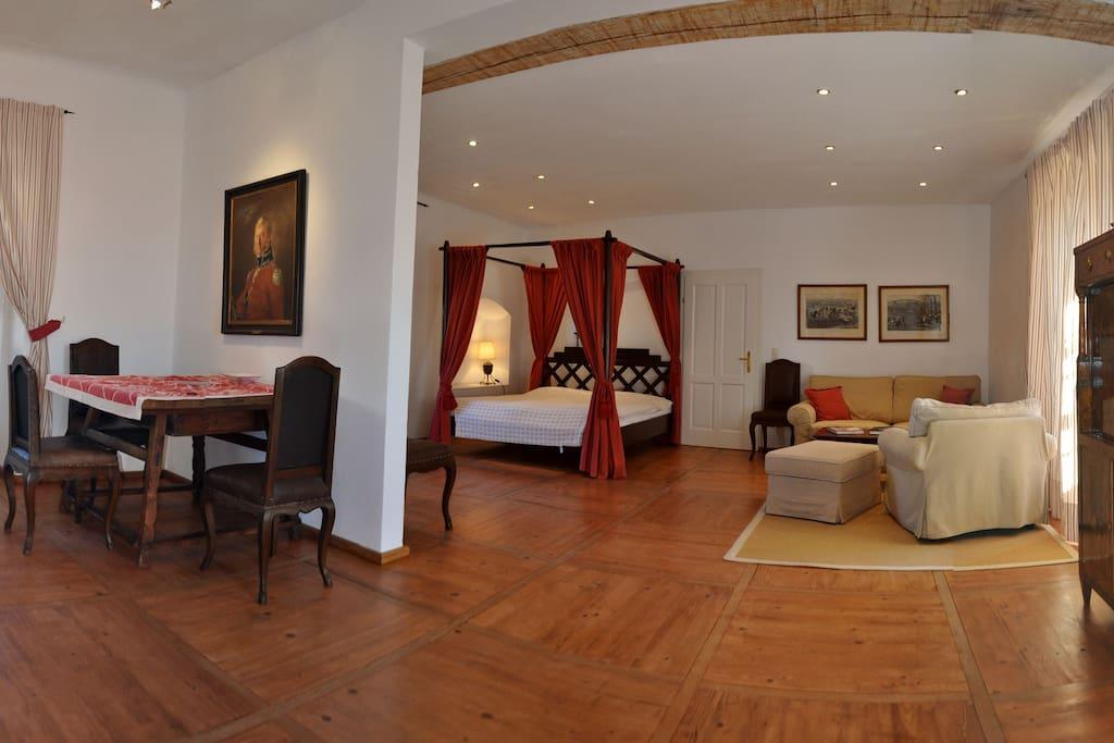 Appartement Burg Clam