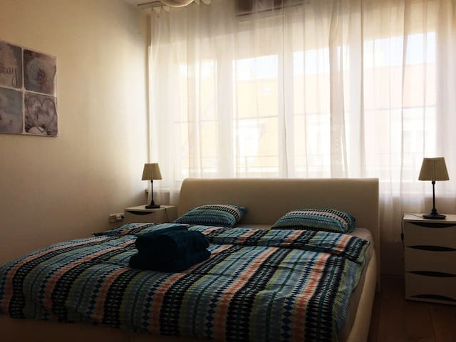 Home in centre for great time in Prague + parking - Praha - Apartemen