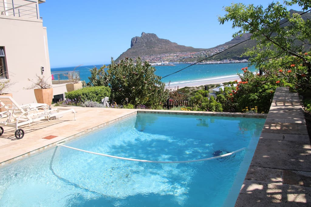 Best views in Hout Bay spectacular  See Suite 1 and 3 as well