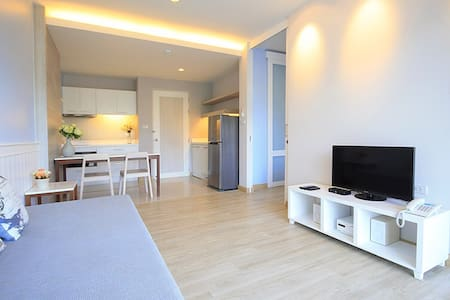 The Sea Condo@Dolphin Bay, Pranburi - Pran Buri