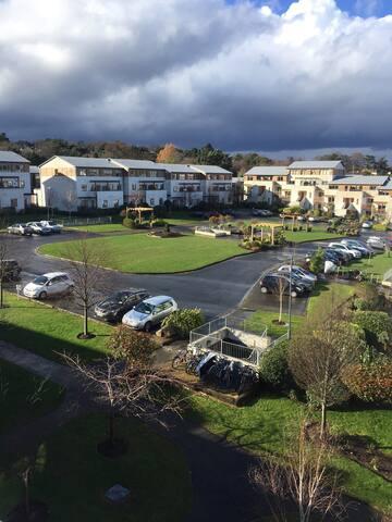 Spacious 2 bed penthouse apartment! - Dublin - Huoneisto