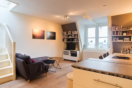 Penthouse apt with roof terrace! - Amsterdam - Apartment