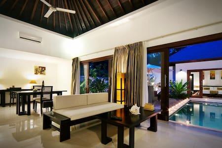Posh 1BR poolside room in Lombok - Batu Layar - Villa