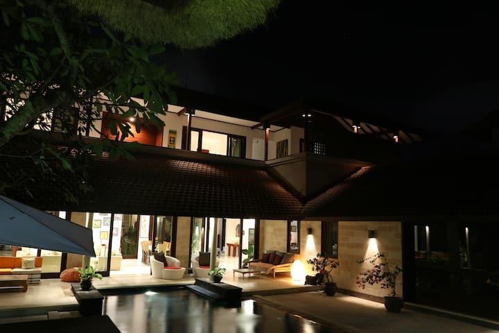 Almi Villa in a quiet part of beautiful Sanur Bali