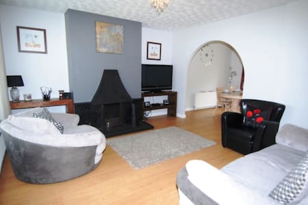 Tranquil 3 bed home by the beach - Portstewart - Dom