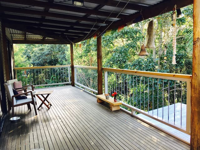RIVER OAK RETREAT - Private & Cosy - Scotts Head - Rumah