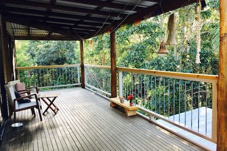 RIVER OAK RETREAT - Private & Cosy - Scotts Head - Talo