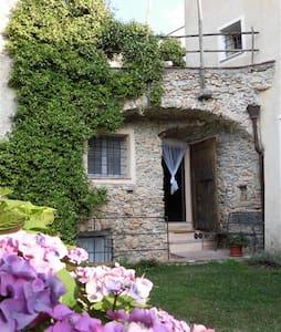 Casa Ghiri : appartamento il PARADISO con giardino - Verezzi - Wohnung