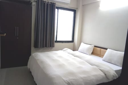 RP - 2BHK fully furnished AC apartment in shirdi