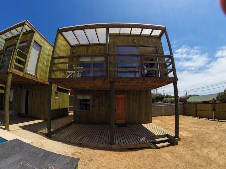 2 story oceanview house Maitencillo