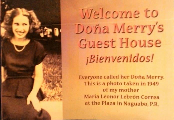 Doña Marry's Guest House - San Juan - Bed & Breakfast