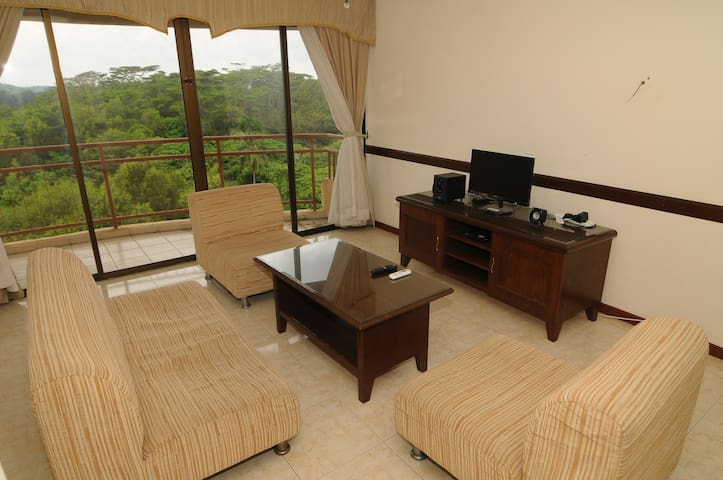 Apartment a Famosa resort Melaka. (Aircond & Pool)