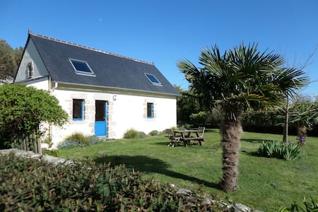 Charming house 3km from Tronoën - Saint-Jean-Trolimon - House