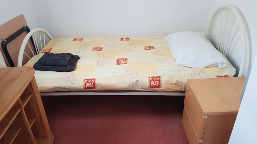 Single Room on West Hill in Hastings
