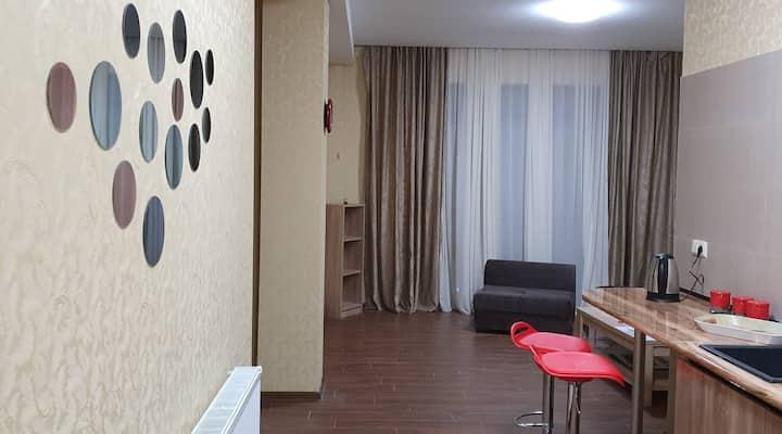 Cosy Central Apartments-Chiatura 1