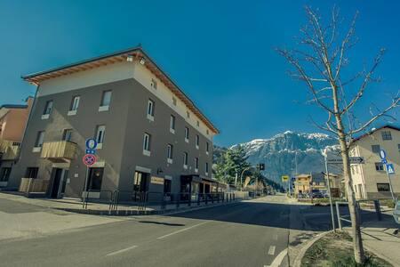 appartamenti moderni a poca distanza da Trento