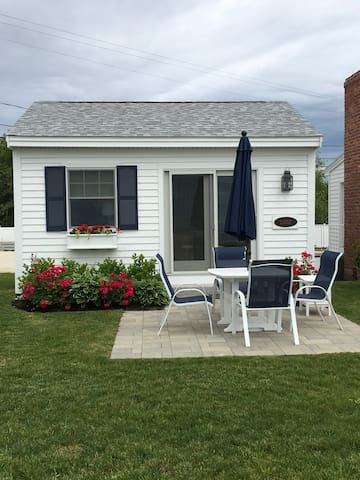 New cottage at Philbrick's in Rye NH