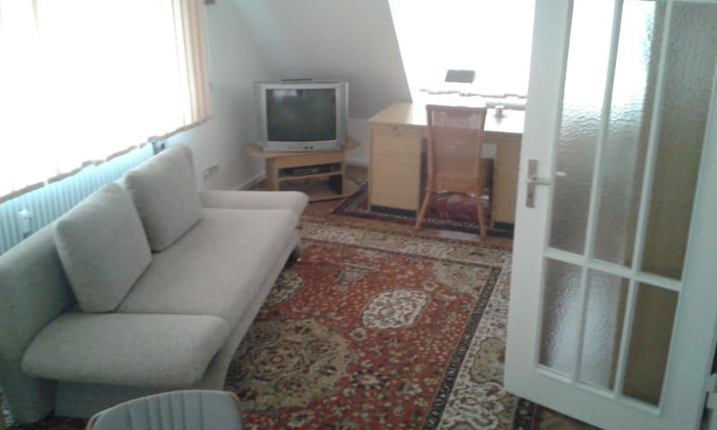 3 Room Apartment 20 min to Fair
