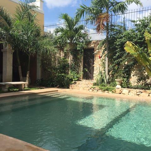 Merida Casa San Juan