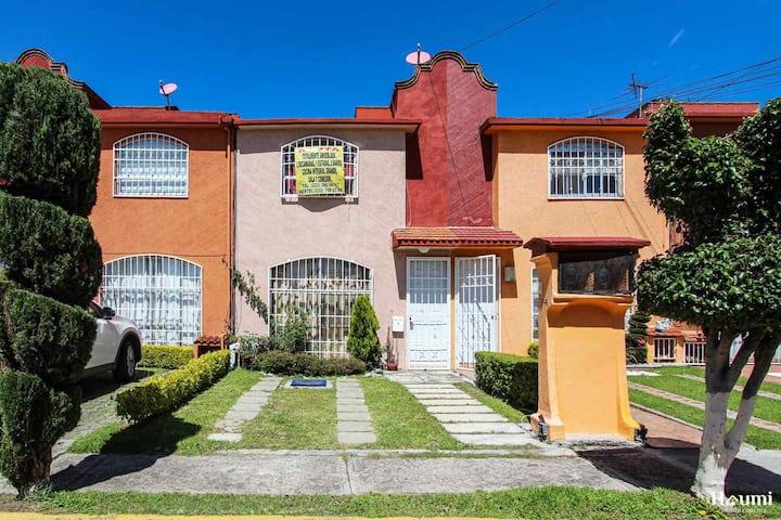 Casa perfectamente bien ubicada en Puebla