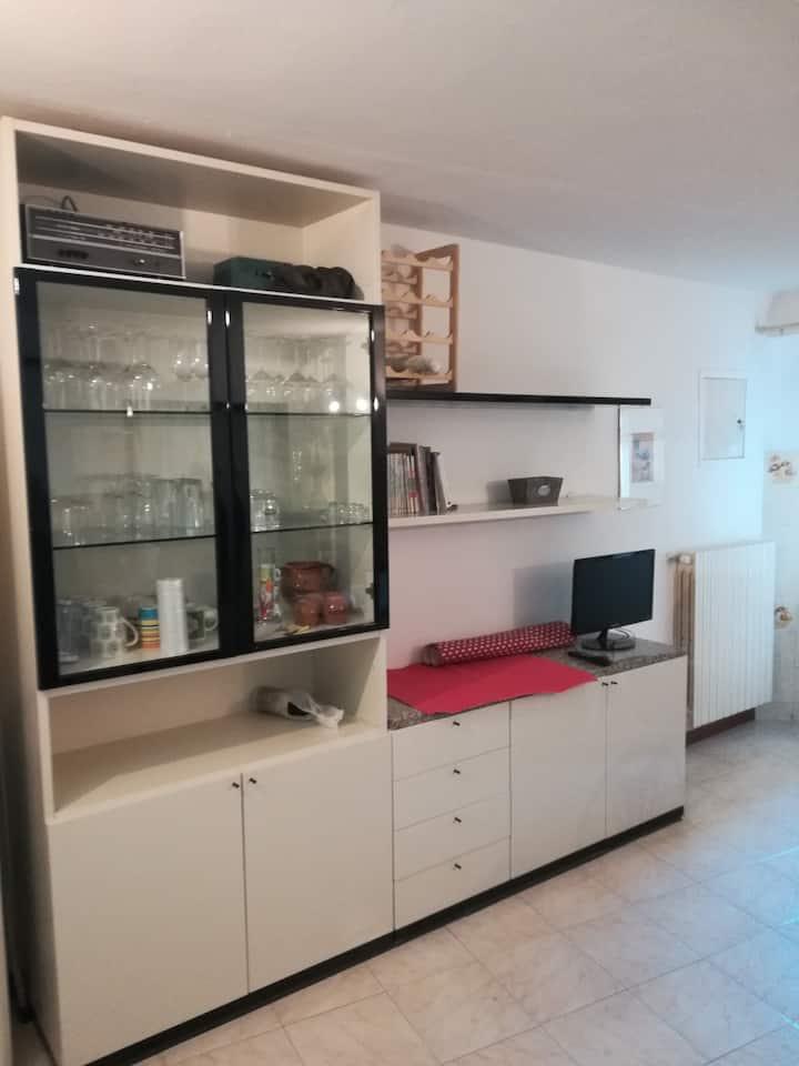 Appartamento centro storico Roccastrada