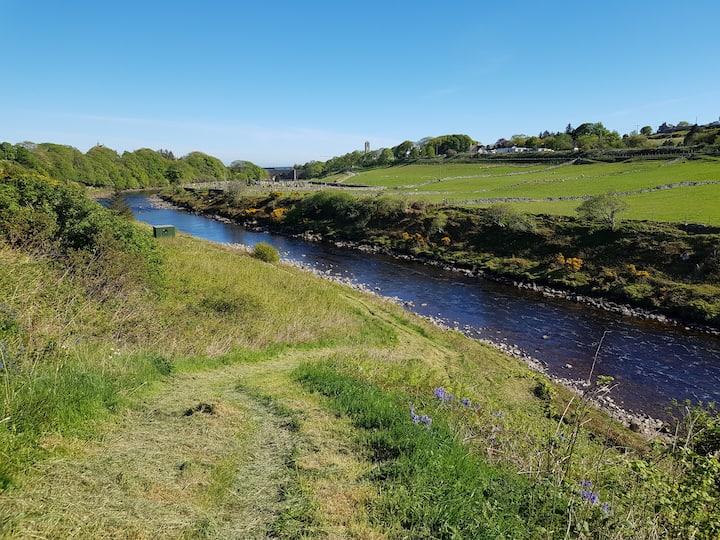 Helmsdale River Retreat