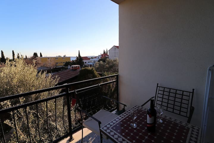 Apartments Trstenica-Standard One Bedroom Apartment with Balcony